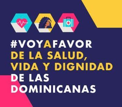 #VoyAFavor, campaña para despenalizar el aborto en el país