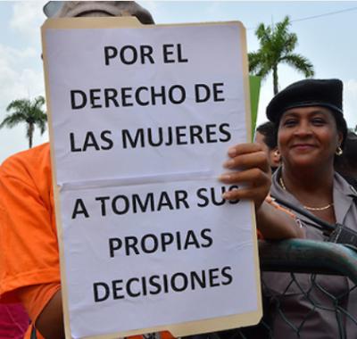 Organizaciones recomiendan a República Dominicana educación sexual y despenalizar aborto