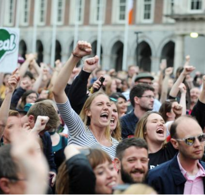Irlanda: sí al aborto
